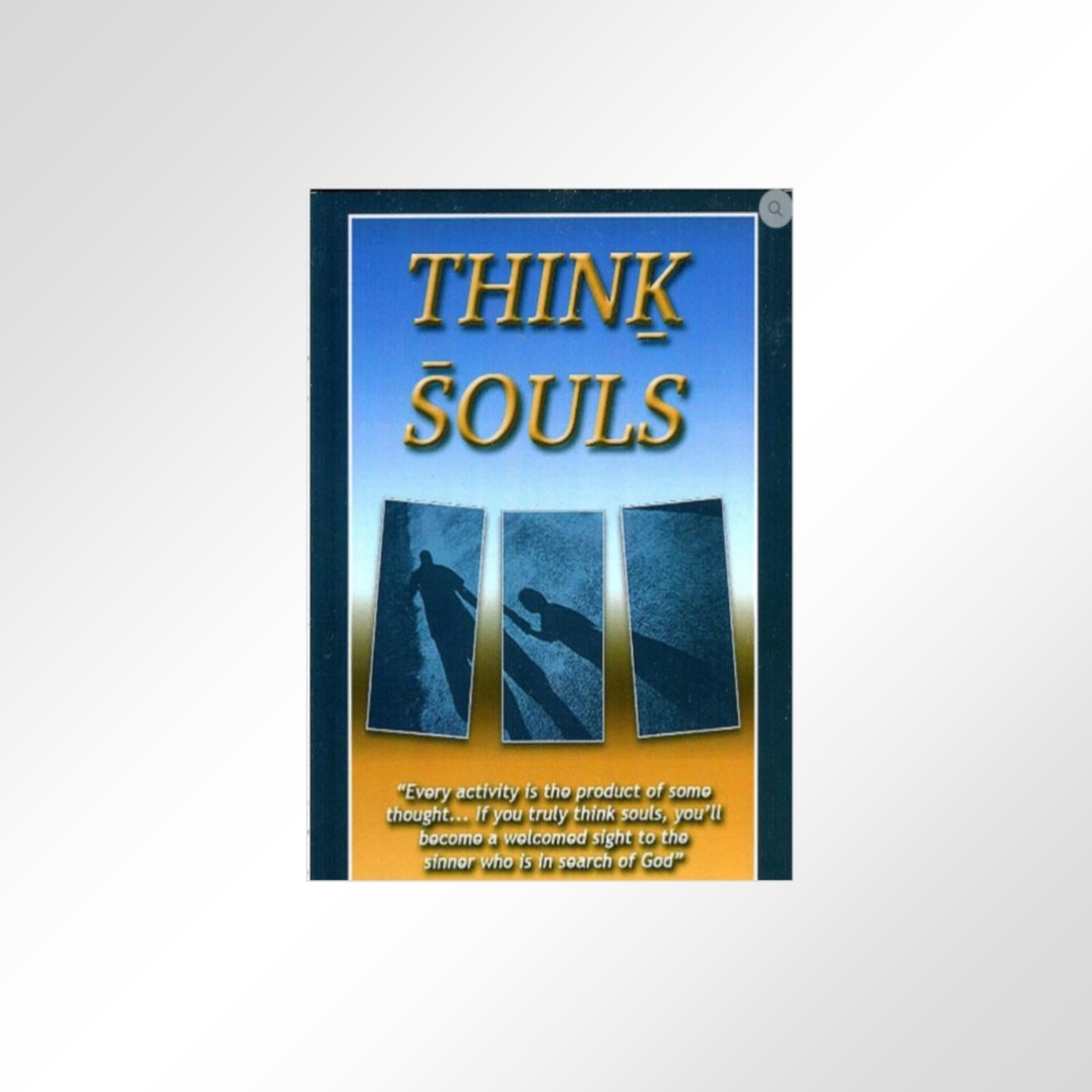 Think Souls Cover