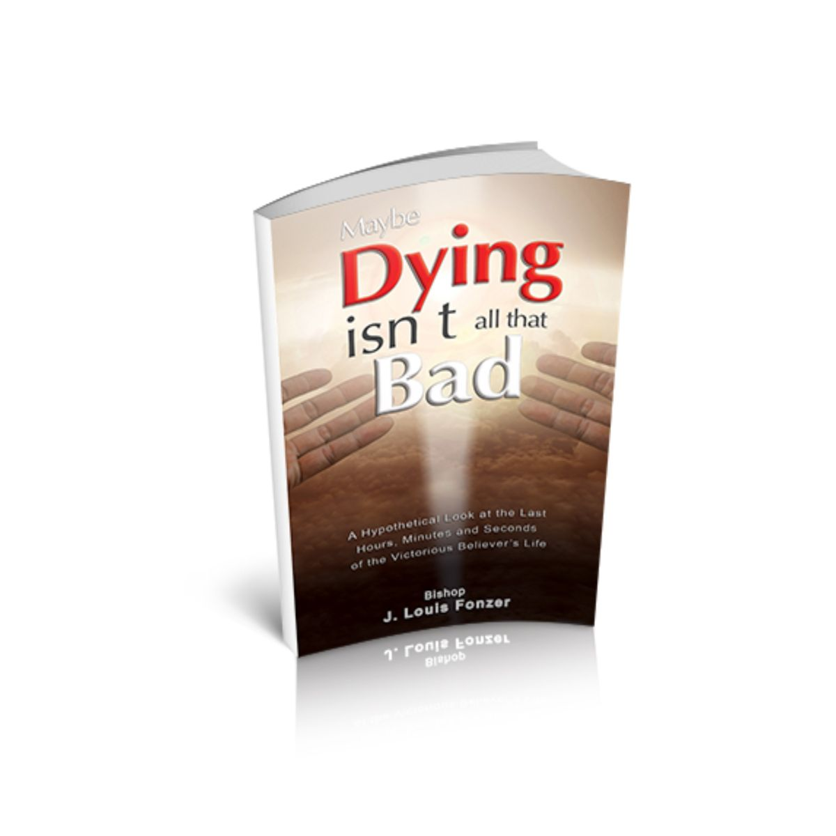 Dying Isn't Bad – Cover